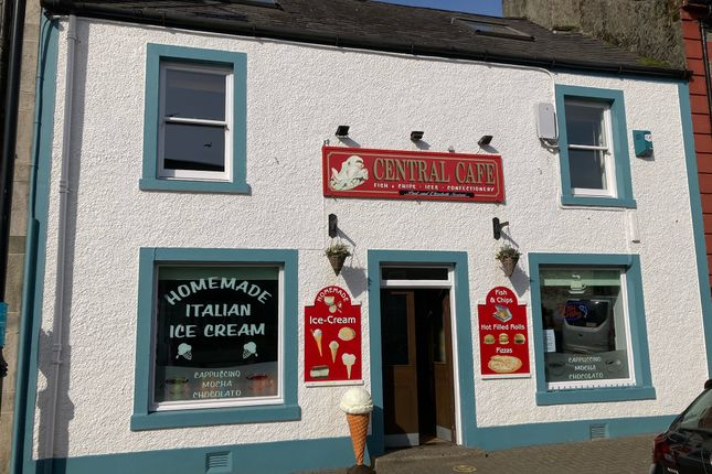 Thumbnail Retail premises for sale in George Street, Whithorn, Dumfries & Galloway