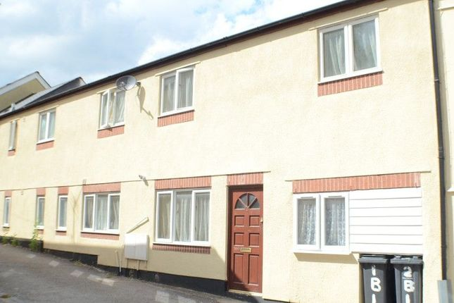 Thumbnail Terraced house to rent in Brewery Lane, North Street, Heavitree, Exeter