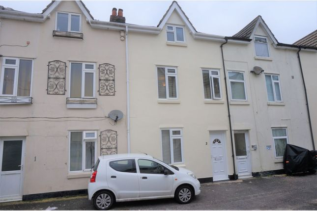 Thumbnail Town house for sale in South View Place, Bournemouth