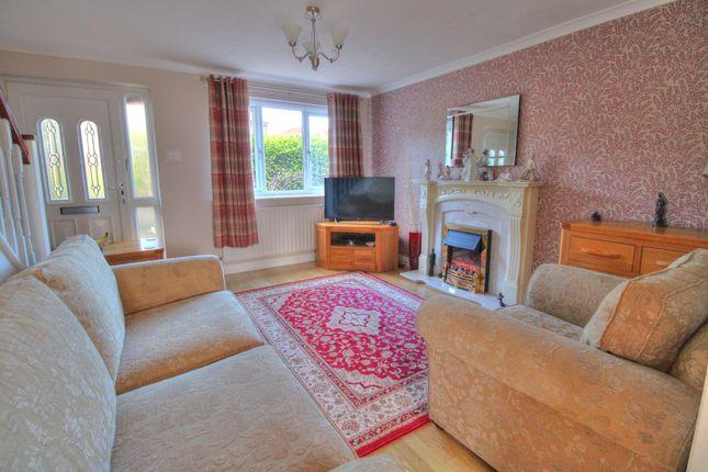 Lounge of Rochester Gardens, Rodley, Leeds LS13