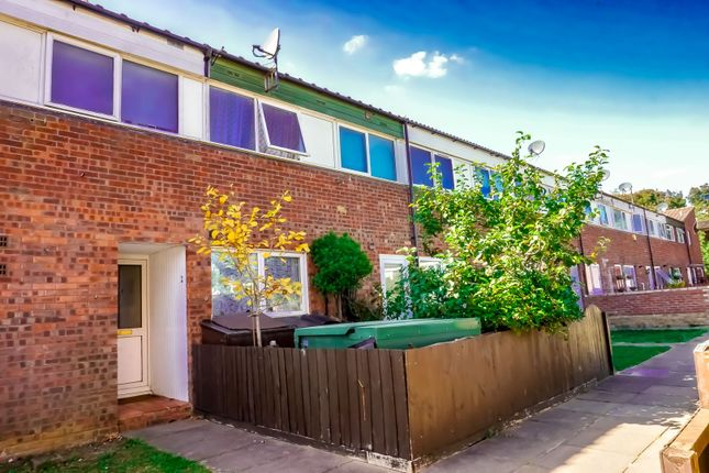 Thumbnail 3 bed terraced house for sale in Franklins Croft, Milton Keynes