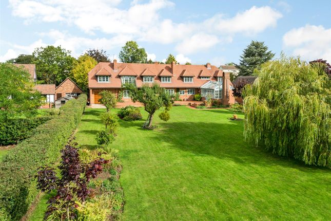 Thumbnail Detached house for sale in Binton Road, Welford On Avon, Stratford-Upon-Avon, Warwickshire