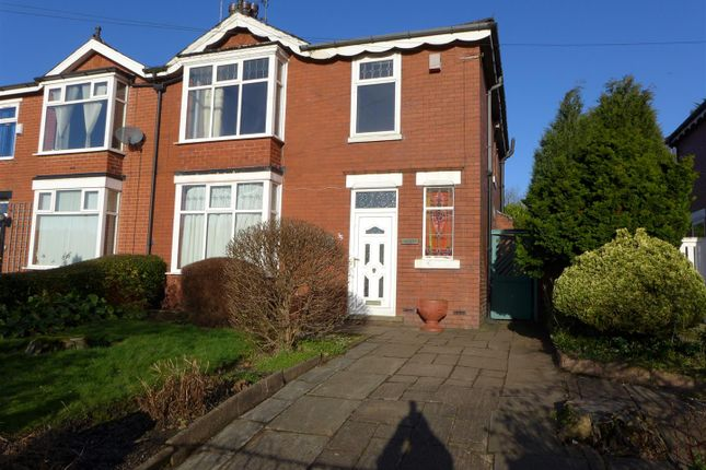 3 bed semi-detached house for sale in Heywood Hall Road, Heywood