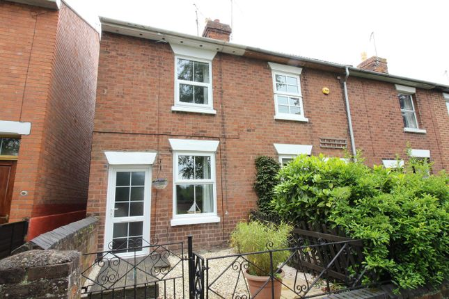 End terrace house for sale in Waterworks Road, Barbourne, Worcester
