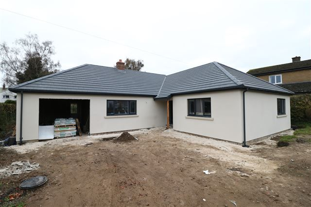 Thumbnail Bungalow for sale in St Lawrence Lane, Burgh-By-Sands, Carlisle