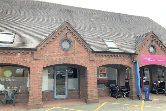 Thumbnail Retail premises to let in Bodkin Court, 2, Brook Street, Leek
