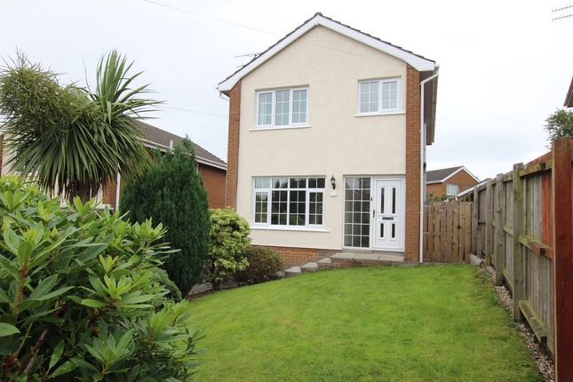 Thumbnail Detached house for sale in Vaddegan Gardens, Newtownabbey