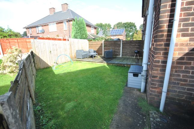 Garden of Langdale Drive, Worsley Manchester M28