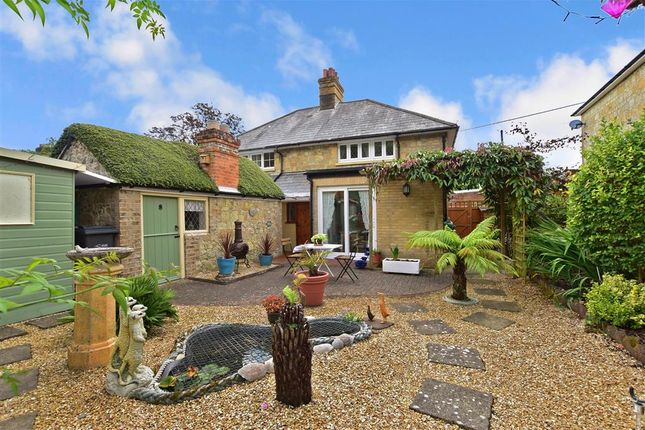 Thumbnail Semi-detached house for sale in Seven Sisters Road, St. Lawrence, Ventnor, Isle Of Wight