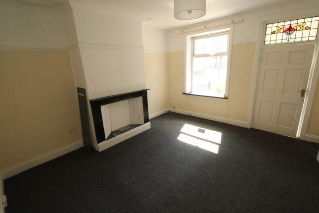 `Living Room of Washington Street, Halifax, West Yorkshire HX3