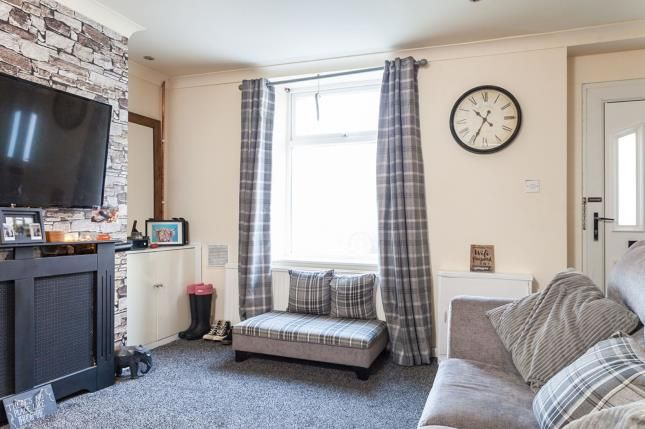 Lounge of New Line, Bacup, Lancashire OL13