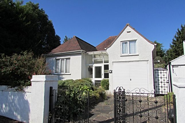 Thumbnail Detached bungalow for sale in Anglesey Court Road, Carshalton