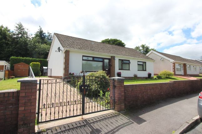 Thumbnail Bungalow for sale in Lindsay Gardens, Tredegar