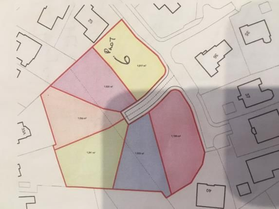 Thumbnail Land for sale in Meadow Court, Darras Hall, Ponteland, Northumberland