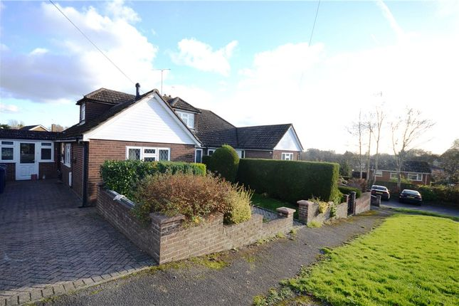Thumbnail Semi-detached bungalow for sale in Folly Lane North, Farnham, Surrey