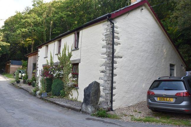 Thumbnail Cottage for sale in Velindre, Llandysul