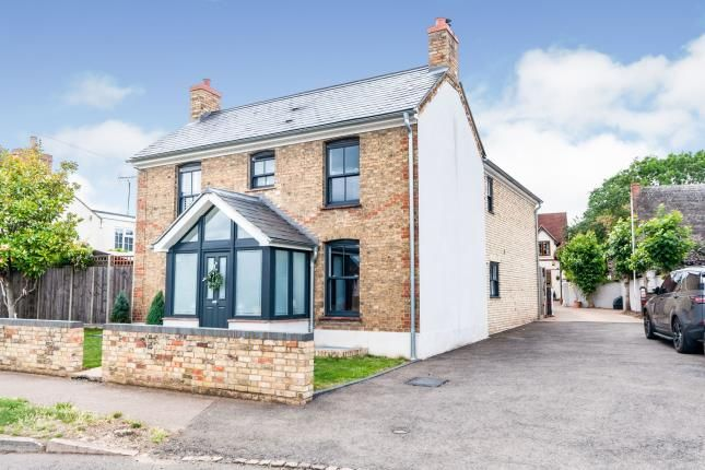 Thumbnail Detached house for sale in Station Road, Flitwick, Beds, Bedfordshire