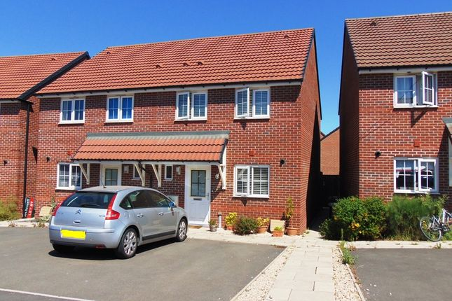 Semi-detached house for sale in Codling Road, Evesham