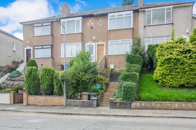 Thumbnail Terraced house for sale in Stamperland Gardens, Clarkston, Glasgow