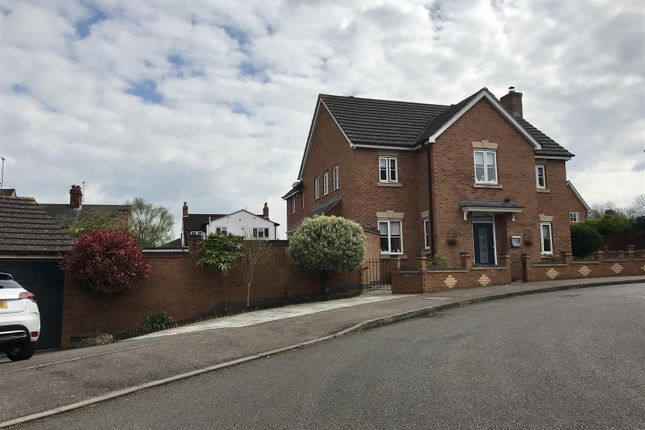 Thumbnail Detached house for sale in Yelden Close, Rushden