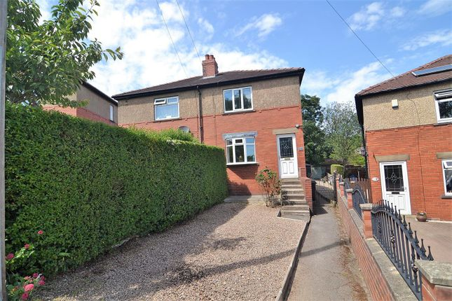 Thumbnail Semi-detached house for sale in The Oval, Liversedge