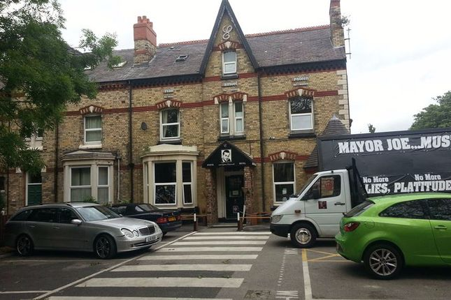 Thumbnail Commercial property for sale in Anfield Road, Merseyside