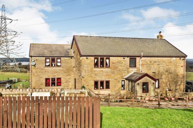 Thumbnail Detached house for sale in Billington Road, Burnley, Lancashire