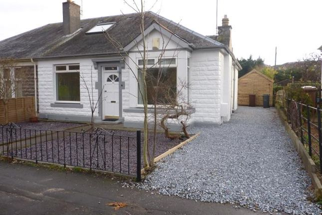 Thumbnail Semi-detached house to rent in Orchard Bank, Edinburgh