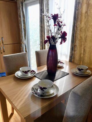 Dining Area of Greenfields Holiday Park, Nr. Llangranog SA44