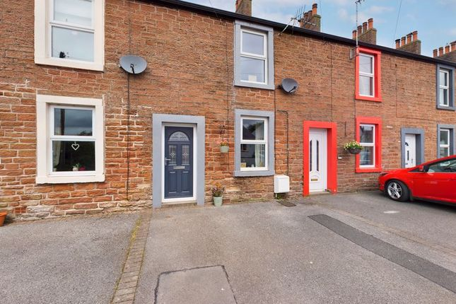Thumbnail Terraced house for sale in Red Terrace, Blennerhasset, Wigton