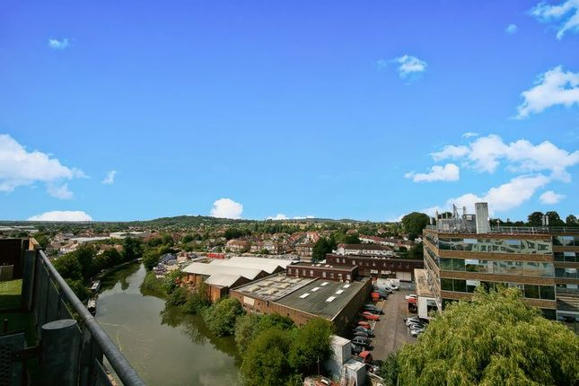 Thumbnail Flat for sale in Northwick Road, Wembley