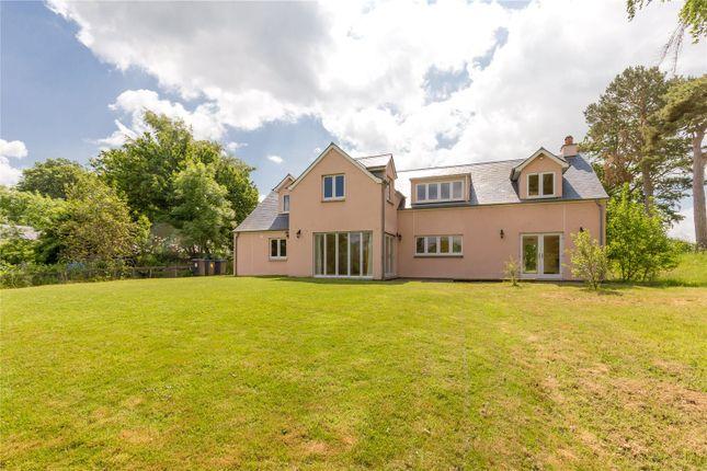 Thumbnail Detached house for sale in Chapel Grange, Chapel Mains, Galashiels, Selkirkshire