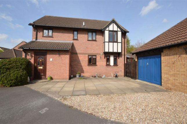 Thumbnail Detached house for sale in St Margarets Drive, Sprowston, Norwich