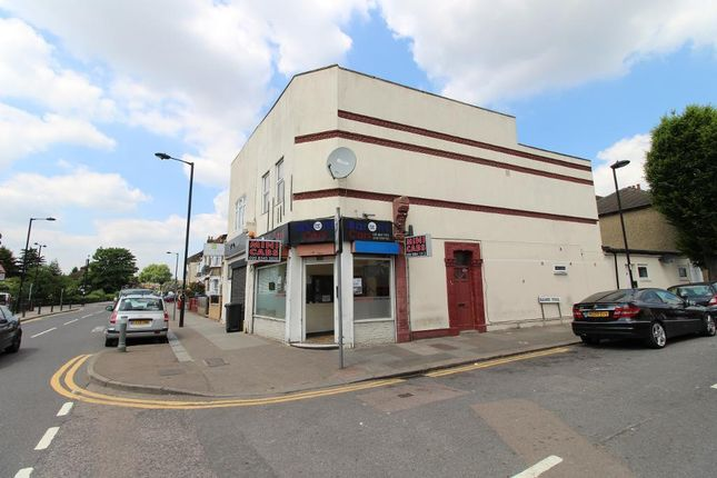 Thumbnail Commercial property for sale in Silver Street, Edmonton, London, UK