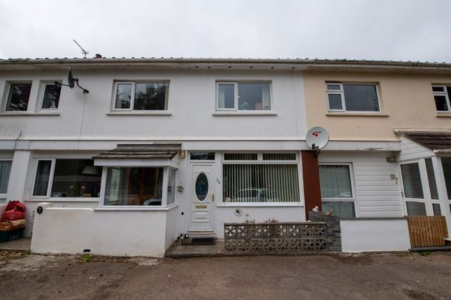 Thumbnail Terraced house for sale in Trewartha Close, Carbis Bay, St. Ives