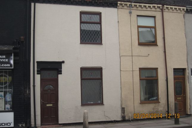 Thumbnail 2 bed terraced house to rent in Lonsdale Street, Stoke On Trent