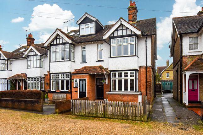 Thumbnail Semi-detached house for sale in Sandle Road, Bishop's Stortford, Hertfordshire