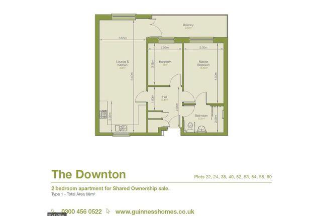 Floor Plan of Steamer Quay Road, Totnes TQ9
