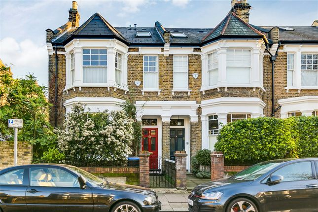 Thumbnail End terrace house for sale in Summerfield Avenue, London