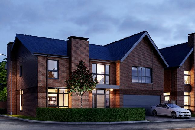 "Thumbnail Property for sale in ""Thompson"" at Kitsmead Lane, Longcross, Chertsey"