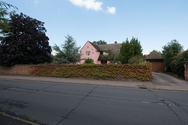Thumbnail Detached house for sale in Bakers Lane, Colchester