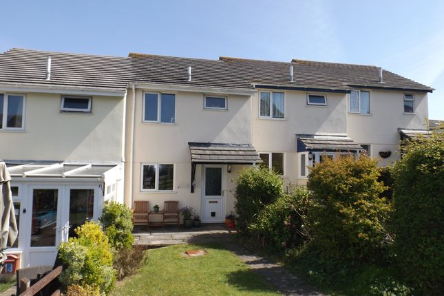 Thumbnail Terraced house for sale in Penmeva View, Mevagissey, St. Austell