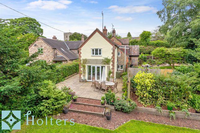 Thumbnail End terrace house for sale in Cardington, Church Stretton