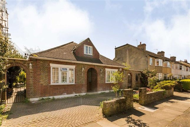 Thumbnail Bungalow for sale in Cedar Avenue, Whitton, Twickenham