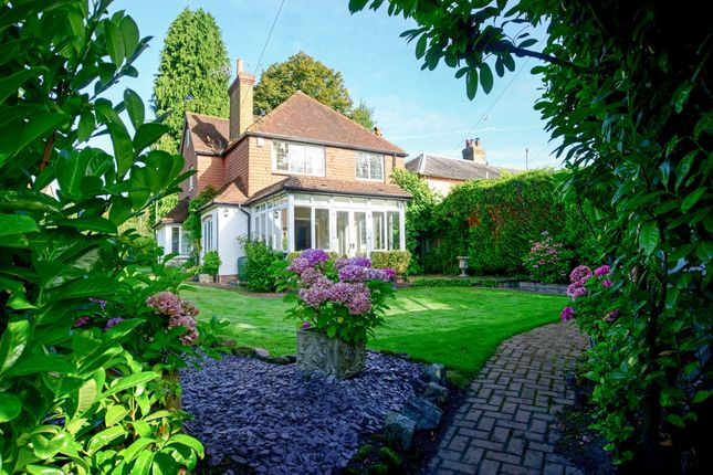 Thumbnail Detached house to rent in Cherrimans Orchard, Liphook Road, Haslemere
