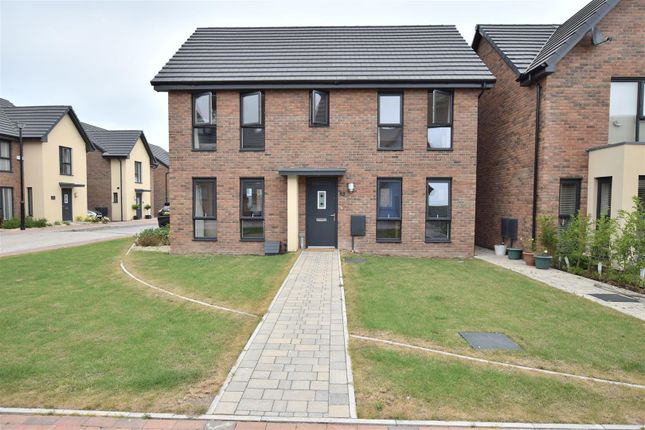 Thumbnail Detached house for sale in Baruc Way, Barry