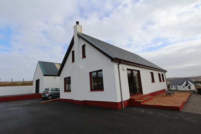 Thumbnail Detached bungalow for sale in Big Sand, Gairloch