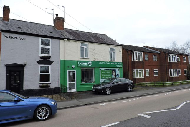 Thumbnail Commercial property for sale in Evesham Road, Redditch