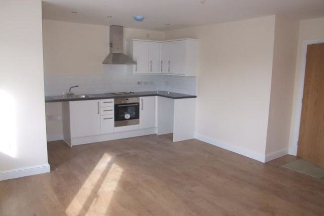 Thumbnail Flat to rent in 45B Clifton Drive, Leftwich, Northwich, Cheshire