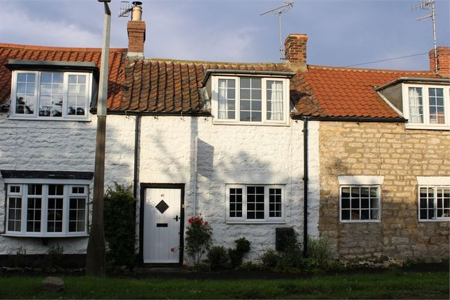 Thumbnail Terraced house for sale in Main Street, Seamer, Scarborough, North Yorkshire